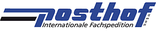 Logo: Posthof Internationale Fachspedition GmbH